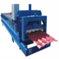 Glazed roof panel roll forming machinery,roll bending machine,Glazed roof panel rolling forming machinery