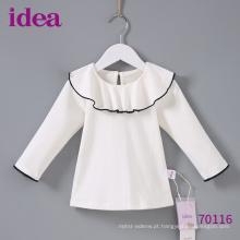 70116 Camisa de algodão New Style Girl