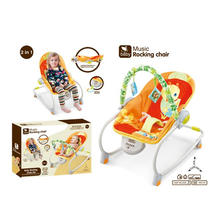 Multi-Function Music Rocking Chair Toy pour bébé (H9786001)