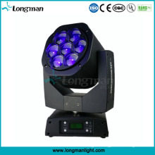 105W RGBW Mini Bee Eye LED Stage Light Zoom Moving Head Acme