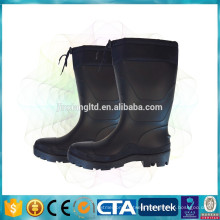 JX-966 Waterproof High Elastic PVC warm boots