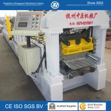 Máquina formadora de rollos para techos de costura con CE