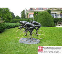 Park Decoration Bronze Sculpture