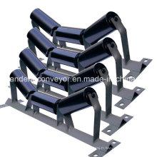 Composants de convoyeur / Rouleau de convoyeur / Rouleau de convoyeur à auge