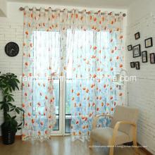 Écran de fenêtre de rideau en tournesol adapté aux besoins du client pour l'exportation