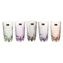 Кубок покрасочного стекла Кубок пива кружка чая Кухонная посуда Kb-Jh06160