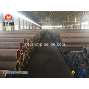 Alloy Steel Lancar Pipe ASTM A335 P91