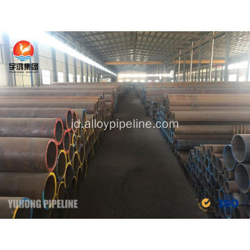 Alloy Steel Seamless Pipe ASTM A335 P91