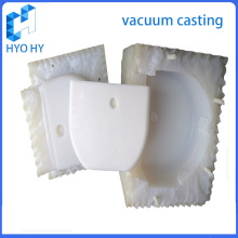 Plastic casing prototyping vacuum for casting