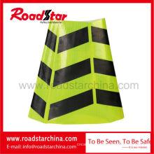 Colares de alta freqüência de cone tráfego resistente ao calor