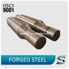 Forged Shaft With Alloy Steel Power