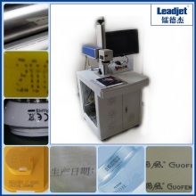 Leadjet Non- Metal CO2 Laser Printer for Plastic Bags