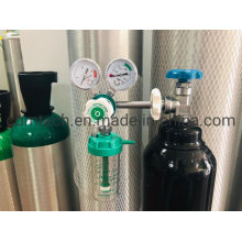 Medical Gas Pressure Regulators with Double Gauges