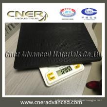 500*400*5mm carbon fibre laminated sheet