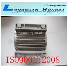 China aluminio Bombas imeller piezas fundidas, impulsor de la bomba CNC mecanizado piezas fundidas