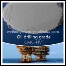 Qualité technique Faible viscosité Carboxyméthyl cellulose CMC 65%