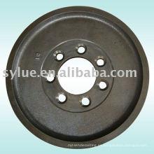 Cubo de rueda de acero