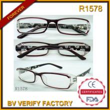 Lentes de seguridad industrial y equipo leyendo gafas radiación (R1578)
