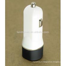 Chargeur de voyage USB portable super rapide pour prise femelle allume cigare