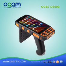 Handheld android portable mobile data collector terminal