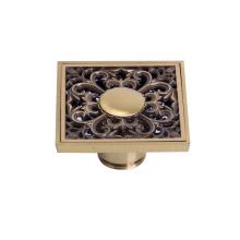 Bathroom High Quality Brass Bronze Tile Insert Price Grate Shower Floor Drainer
