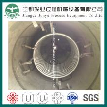 Stainless Steel Heat Exchanger with Steel Coil