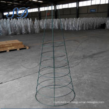 Soporte estándar para jaula de tomate de hierro