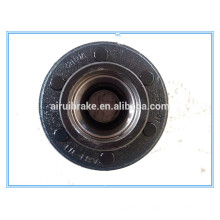 Moyeu de roue - moyeu de roue PCD139.7mm avec 6 montants 1 / 2-20FF pour remorque