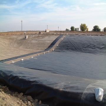 capa de geotextil para césped artificial / capa de geotextil