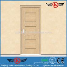 JK-PU9202 Heißer Verkauf PU-hölzerne bündige Tür