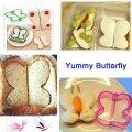 9PCS Bunte Kinder Sandwich Brot Ausstecher