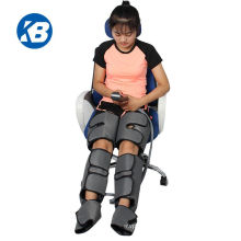 Amazon Hot Sale physiotherapy normatec air pressure foot leg massager air compression recovery boots