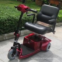 3-колесный маломощный самокат для инвалидов с электроприводом (DL24250-1)