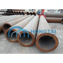 Tubo de acero inoxidable estándar de la caldera del acero de la aleación (JIS G3456, JIS G G3461, JIS G3462)