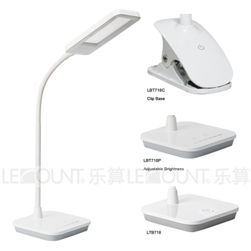 LED Panel Light Table Lamp with 3 Steps Dimming (LTB718P)
