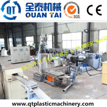 Machine de granulation de flocon de HDPE