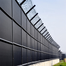 3d curved welded mesh garden fence