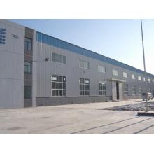 Estructura de acero prefabricada bien diseñada de alta calidad Almacén