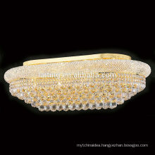 Luxury rectangle shape ceiling flush mount lamp -51113
