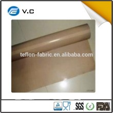 ROHS certificate high Qualified hot sale PTFE coated fiberglass fabric