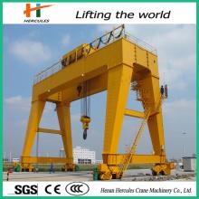 45 Ton Gantry Crane with Electric Crane Trolley