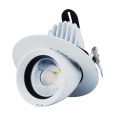 Round Dimmable Surface Mounted Recessed Led Downlight