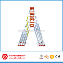 ADTO Best price for single side A type ladder, A type step ladder,folding ladder
