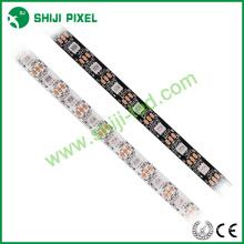 Luz de tira flexível do diodo emissor de luz do pixel de DC12V 5050 SMD Digitas RGB