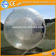 Gigante 2.8-3 m preços razoáveis human hamster bola / zorb bolas para venda