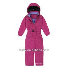 Vestes de ski pour enfants avec une sensation de chaleur