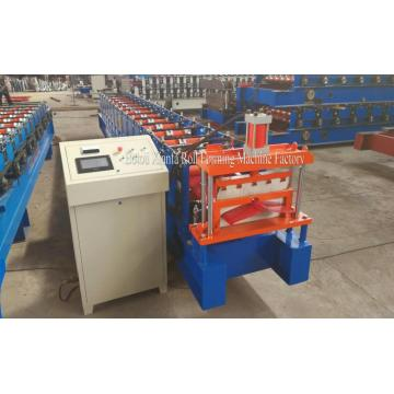 Logam Ridge Tile Forming Machine