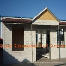 Villa de aço leve, Villa modular (MV-10)