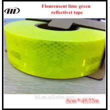 Алмазный класс flouresent зеленый лайм светоотражающие ленты