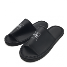 Women pu slippers shoes designs